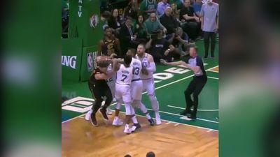 Aron Baynes stars as Boston Celtics take series lead over Cleveland Cavaliers