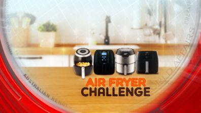 Air fryer challenge