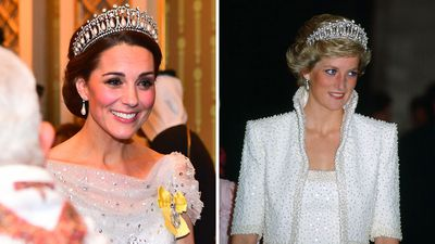 Cambridge Lover's Knot Tiara - $2 million