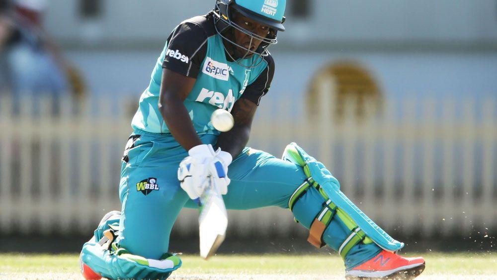 Dottin blasts Heat to WBBL cricket win