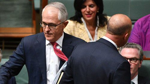 Mr Dutton wants to see if Mr Turnbull's recast energy plan is more popular with Coalition MPs.