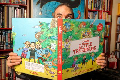 Coles collectables are back with an aim to get kids reading