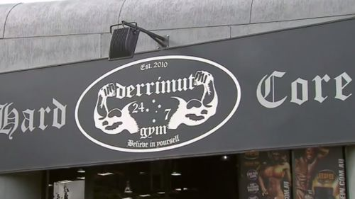 The 31-year-old victim was allegedly shot outside Derrimut 24:7 gym. (9NEWS)