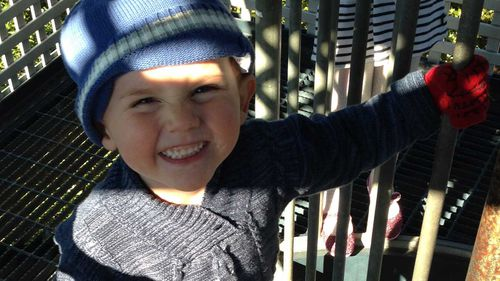 William Tyrrell. (AAP)