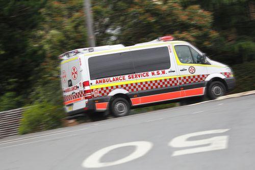 NSW ambulance generic sirens