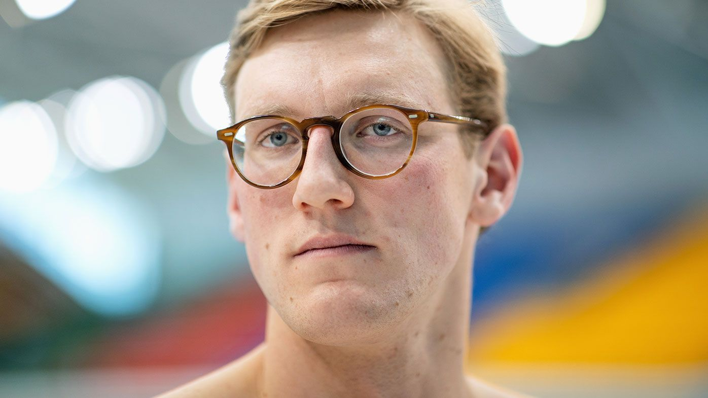 Mack Horton expects to miss the final of the 4x200m freestyle relay.