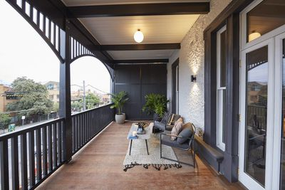 Level Two Verandah