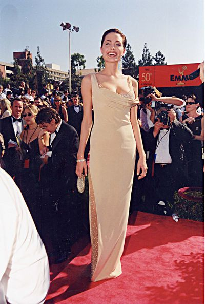 Angelina Jolie, 1996