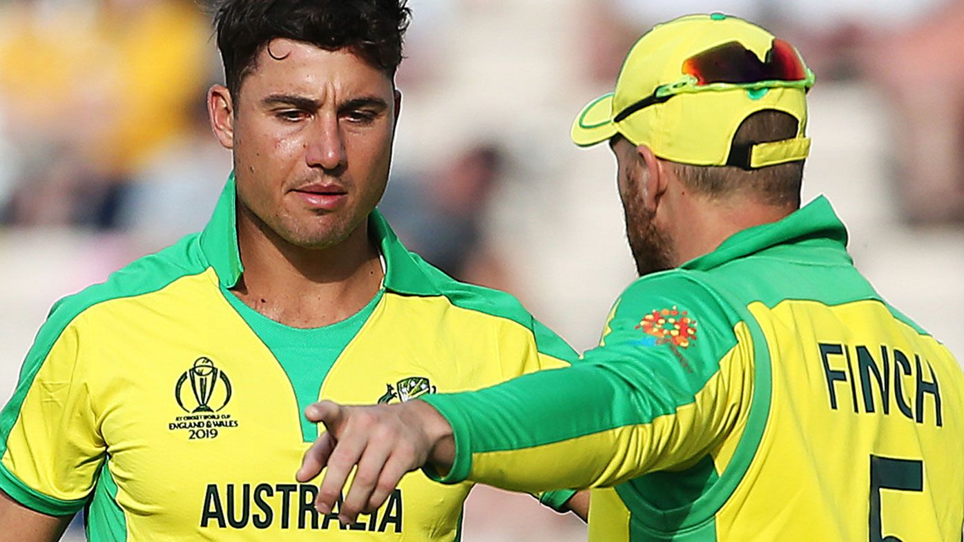 Marcus Stoinis awaits decision on side strain as World Cup semi-final looms