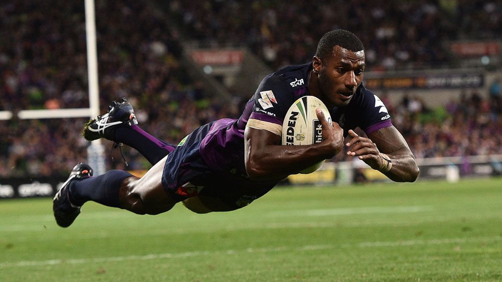 Storm on top of NRL after beating Warriors