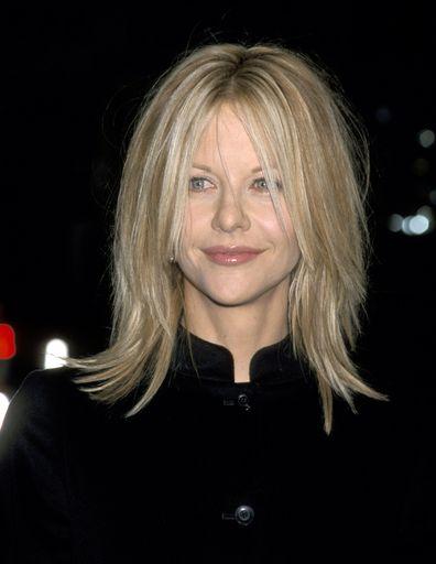 Meg Ryan attends the Kate & Leopold LA premiere in 2001.