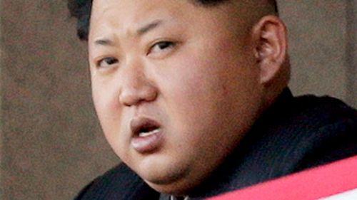 North Korea leader Kim Jong-un. (AAP)