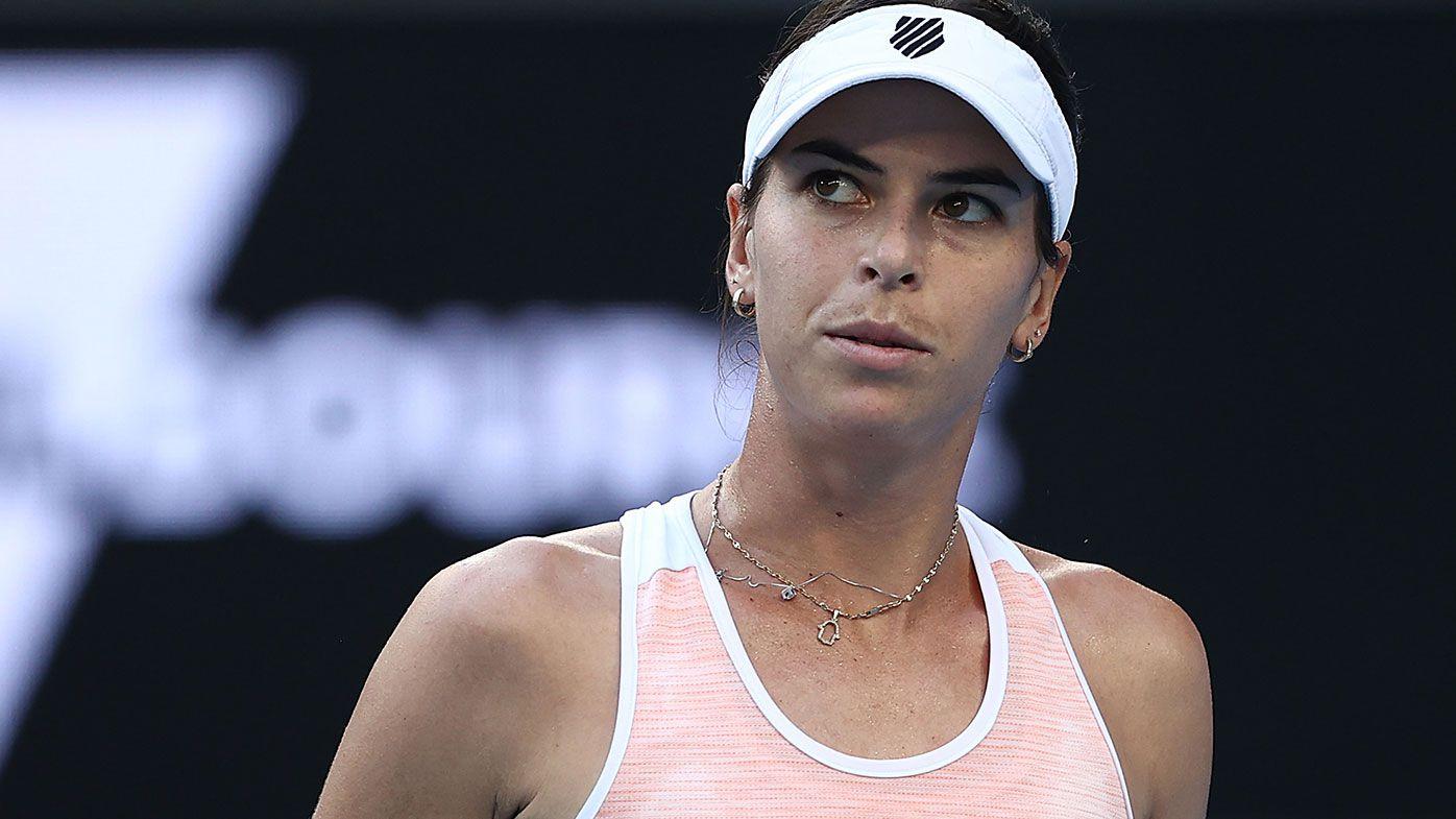 Australian Open: Simona Halep avoids huge Aussie upset to Ajla Tomljanovic