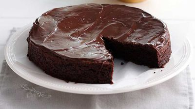"<a href=""http://kitchen.nine.com.au/2016/05/13/12/37/lactose-egg-and-gluten-free-chocolate-cake"" target=""_top"">Lactose, egg and gluten free chocolate cake</a> recipe - lactose free, egg free, dairy free, vegetarian, vegan"