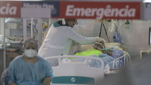 Shortage of intubation drugs threatens Brazil health sector