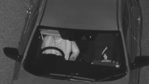 The cameras have caught people driving without seatbelts in Queensland.