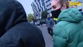 Today reporter and cameraman 'cornered' by angry protestors