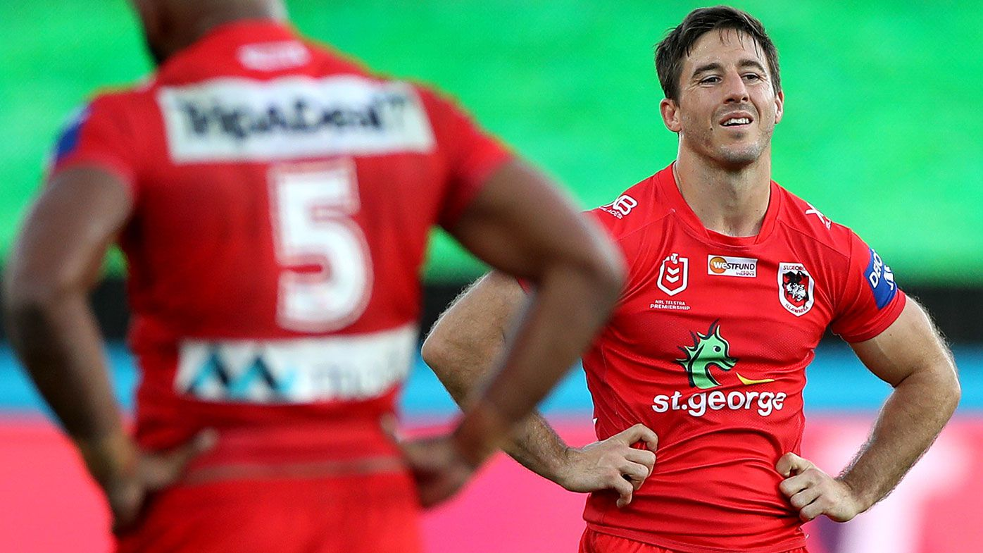 Paul McGregor must take responsibility for failed Ben Hunt gamble, Brad Fittler says