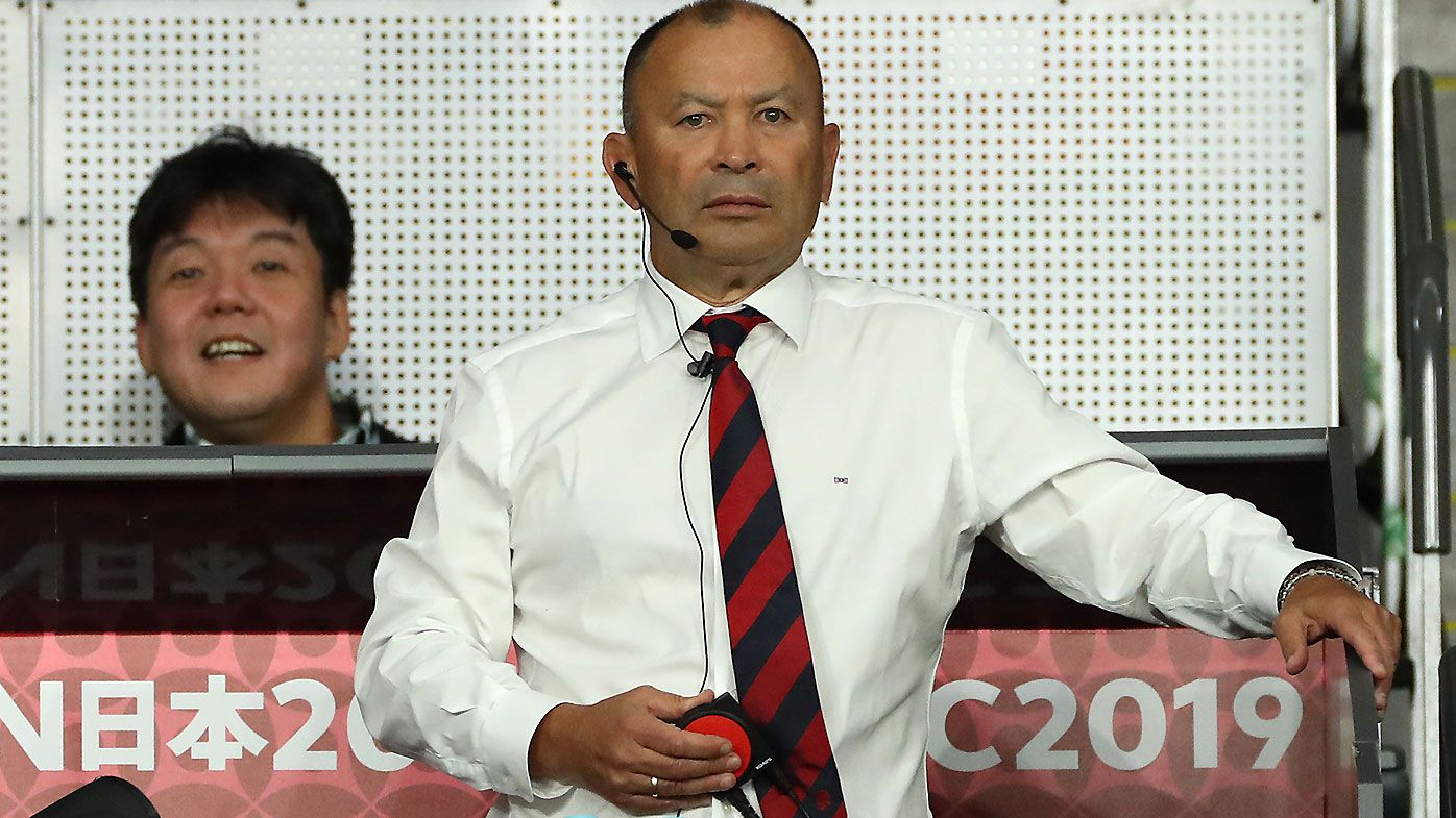 England coach Eddie Jones hires psychologist to deal with deep 2015 World Cup scars