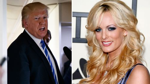 Investigators searched Michael Cohen's files for details of payments made to former porn actress Stormy Daniels who claims she had an affair with US President Donald Trump.