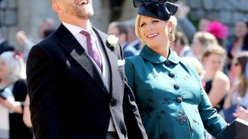 It's a girl! Zara Tindall welcomes second baby
