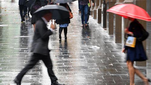 Heavy rain is expected to lash NSW.