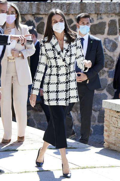 Queen Letizia attends Princesa de Girona Foundation Award 2021, March