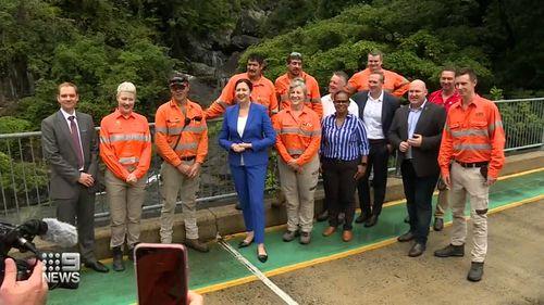 Queensland Premier Annastacia Palaszczuk responds to mounting pressure to get COVID-19 jab