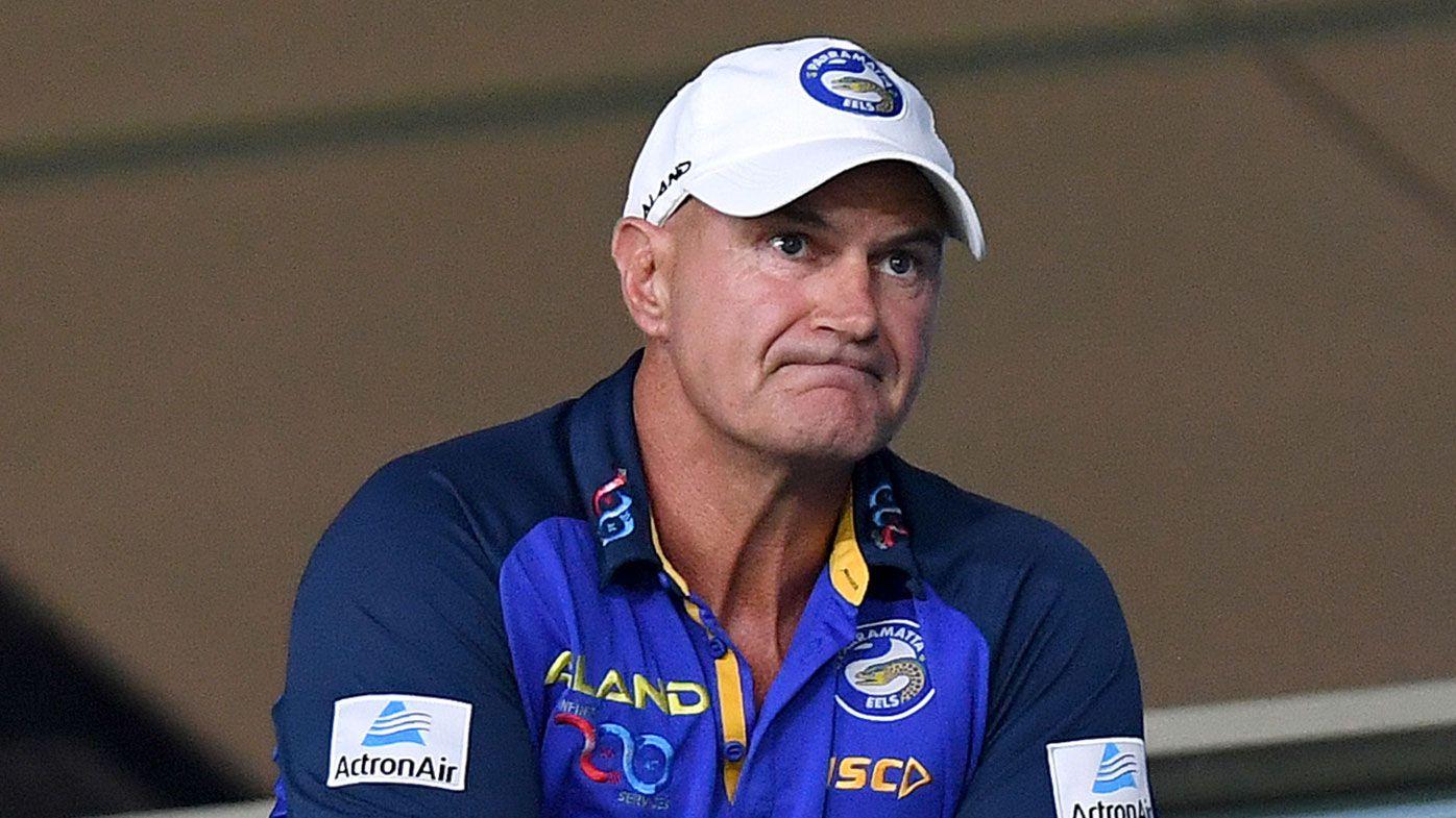 Eels coach Brad Arthur prepared for extended season