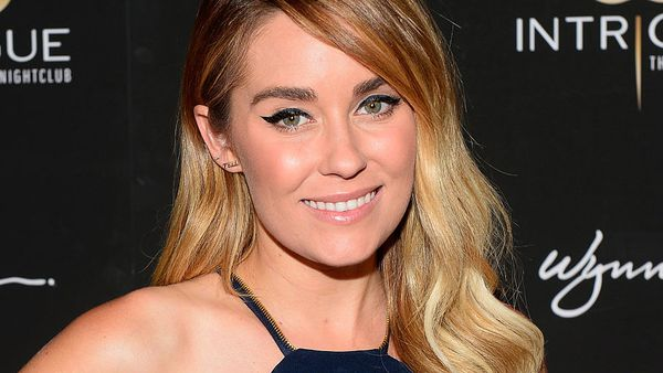 Lauren Conrad says her lush blonde locks are thanks to twice-daily hair-growth supplements.