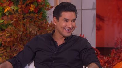 Mario Lopez The Ellen DeGeneres Show