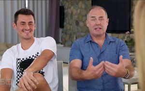 60 Minutes: Bernard Tomic accuses Lleyton Hewitt of harassment and intimidation