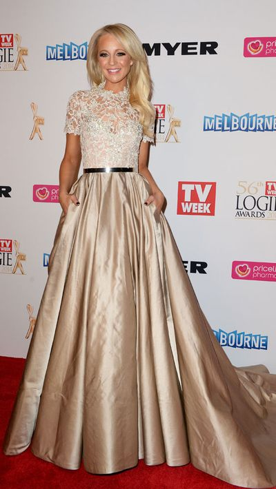 Carrie Bickmore, 2014<br>