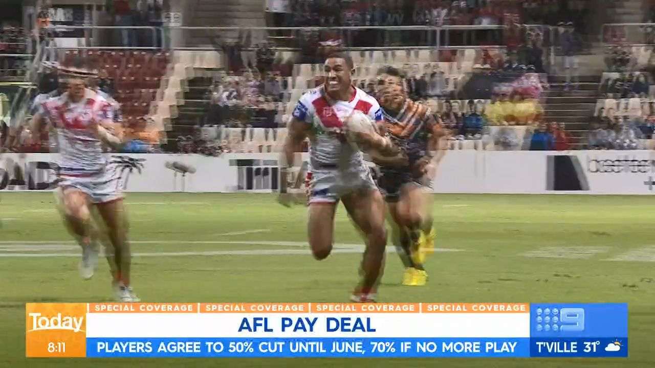 The Mole: Newcastle Knights accuse Dragons of leaking Frizell's departure to media