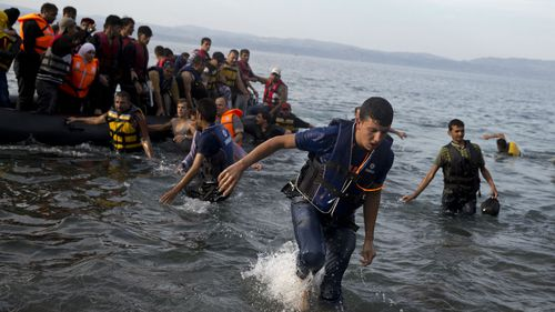 Europe increasingly divided as refugee numbers climb