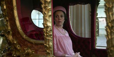 Olivia Colman as Queen Elizabeth in The Crown