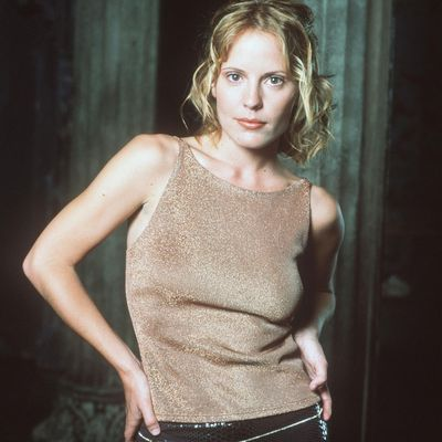 Emma Caulfield: Then…