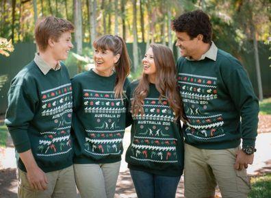 Bindi Irwin shares a sweet Christmas update