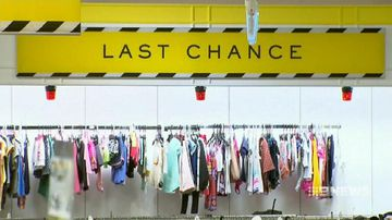 Discounts on offer with Myer's latest plan to take on online retail giants