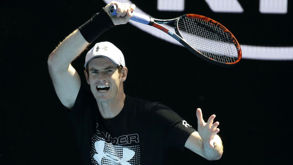 Murray says he's ready to crack Open title