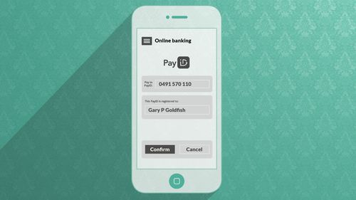 The New Payments Platform will allow people to transfer money instantly, using a phone number or ABN. (Supplied)