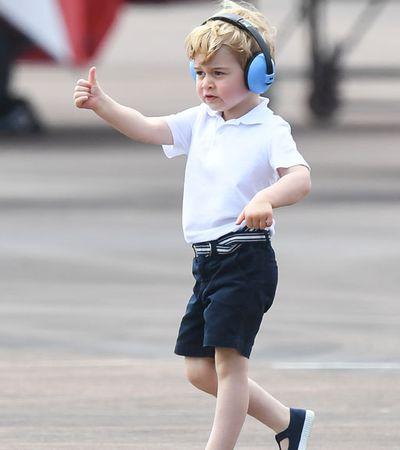 Prince George, July 2016