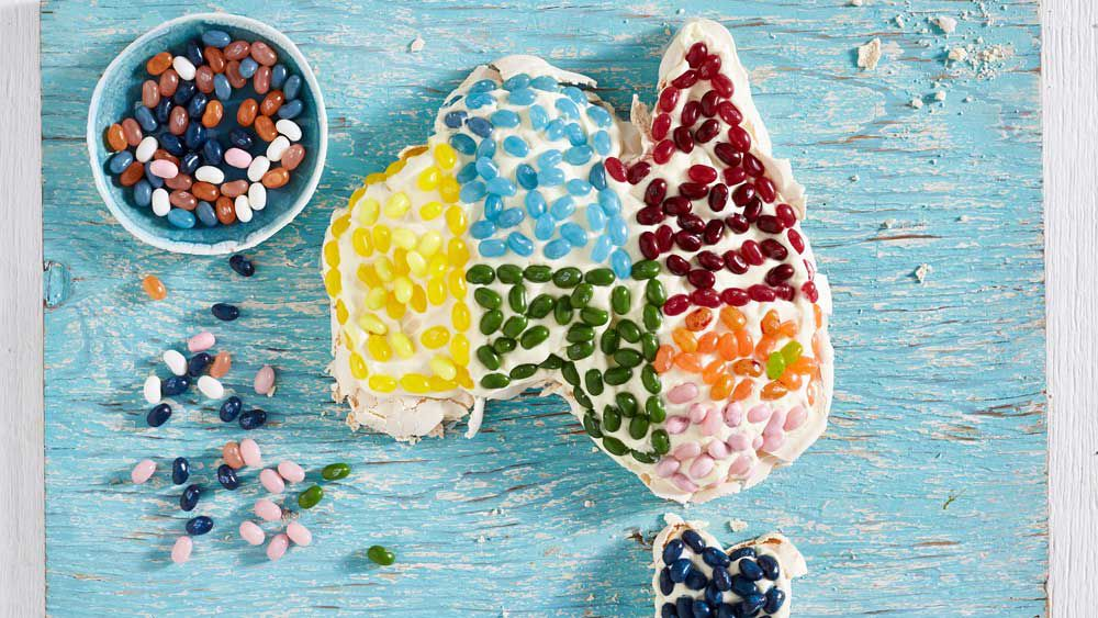 Jelly Belly Australia Day pavlova