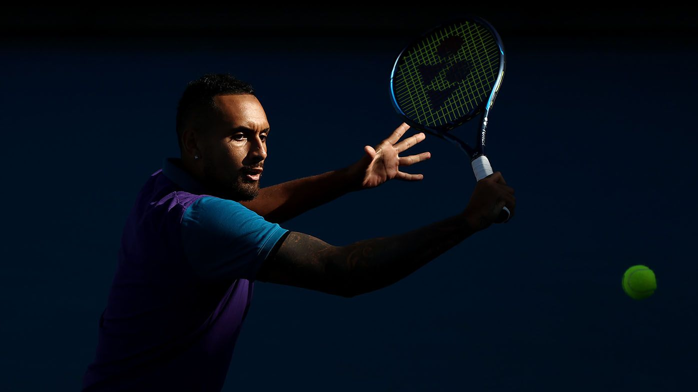 EXCLUSIVE: Tennis legend's concern for Nick Kyrgios' future as COVID-19 call looms