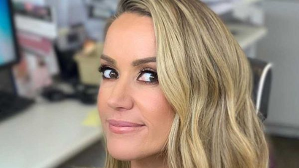 TV personality and journalist Leila McKinnon