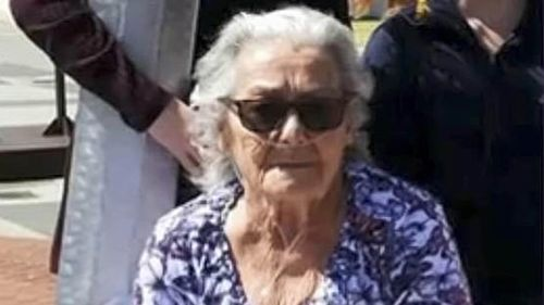 Margaret Mitchell was killed at a Stratton home in June 2017.