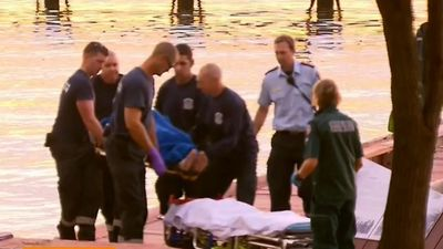 Man recovers after falling from cliff in Perth