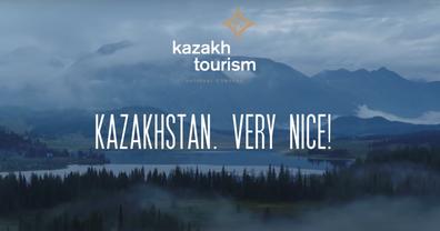 Kazakh Tourism campaign. Kazakhstan. Very nice!