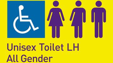 'Big-win': Aussie uni hailed for all-gender bathrooms