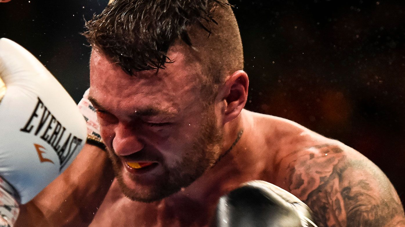 Michael Zerafa's heartfelt tribute to Dwight Ritchie after sparring session turns to tragedy